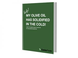 Help! My Olive Oil Has Solidified In The Cold! eBook