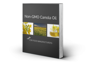 Non-GMO Canola Oil eBook for Manufacturers